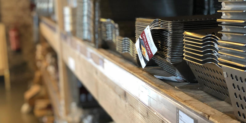 Impressionen von der Gusseisen Ausstellung im SANTOS Shop